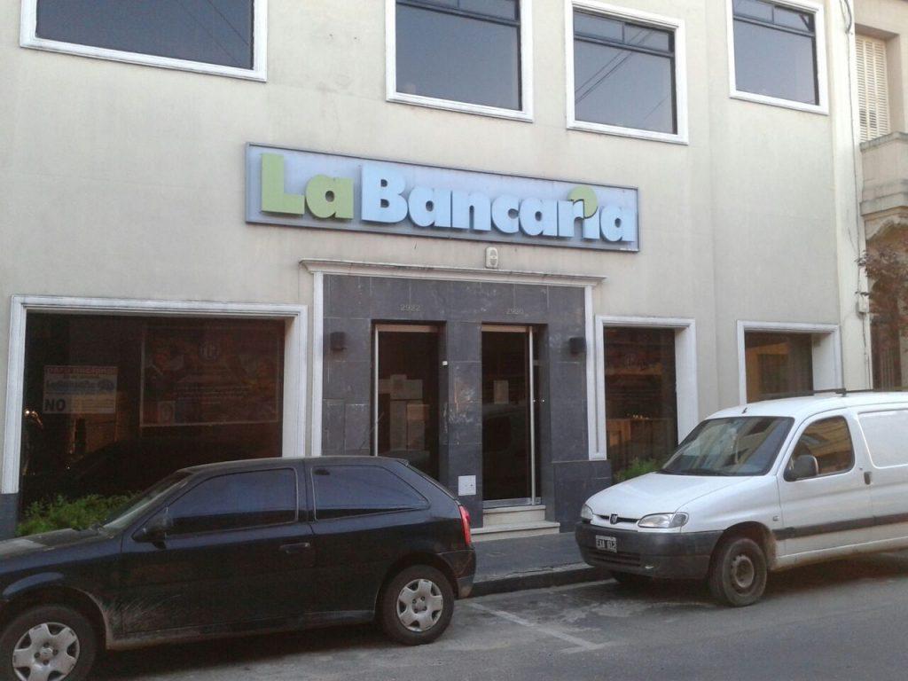 la bancaria