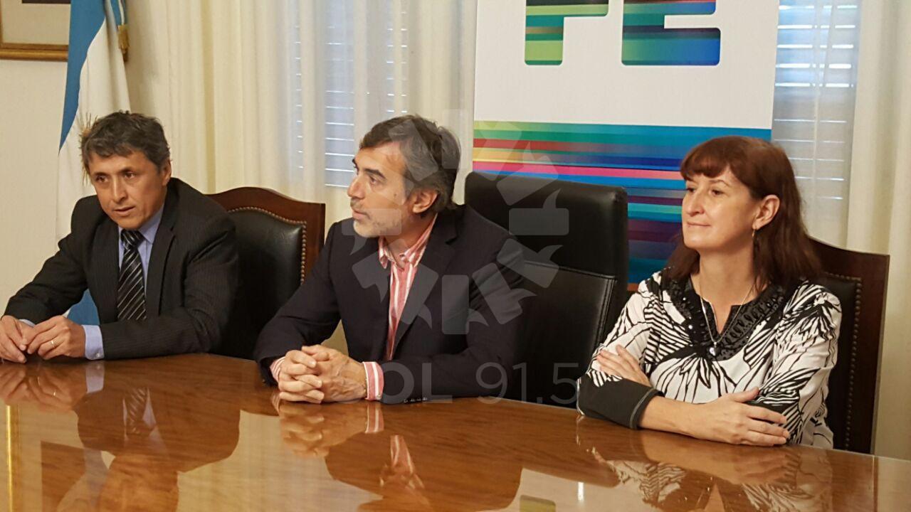 Asumieron Silvio Gonzalez y Andrea Uboldi como secretario y subsecretaría de gestión territorial de primer y segundo nivel de atención de la salud