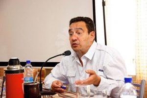 Claudio Leoni, Secretario General de FESTRAM.