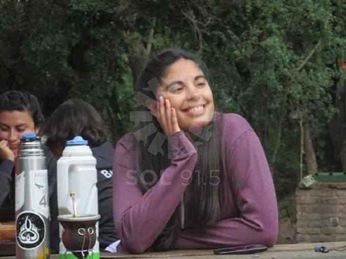 Micaela García. Fuente: Internet.