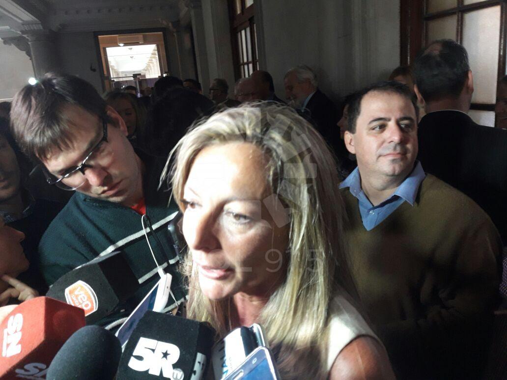 Jaquelina Balangione, nueva Defensora Provincial