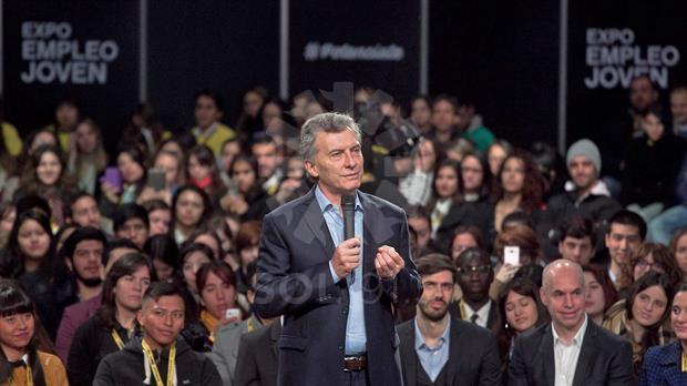 Mauricio Macri Empleo Joven
