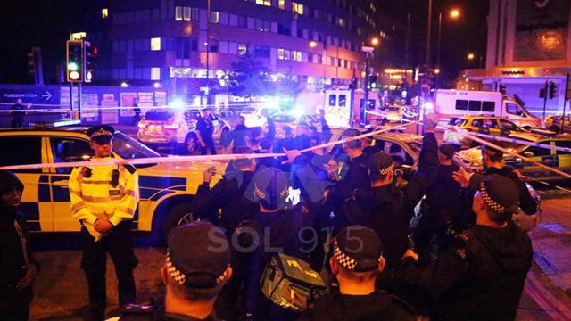 """Aseguran que el incidente de la camioneta fue un """"ataque terrorista"""". Foto: Reuters"""