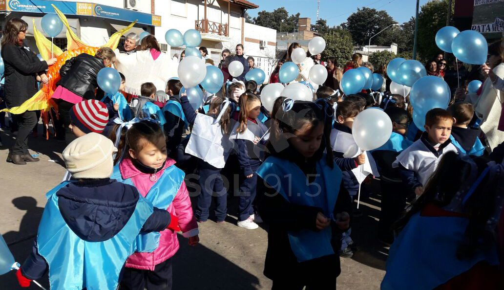 Desfile Santo Tomé 1