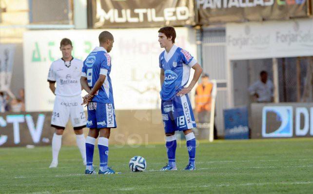 Diego Vera y Lucas Albertengo