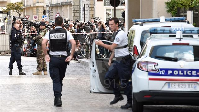 ataque Francia