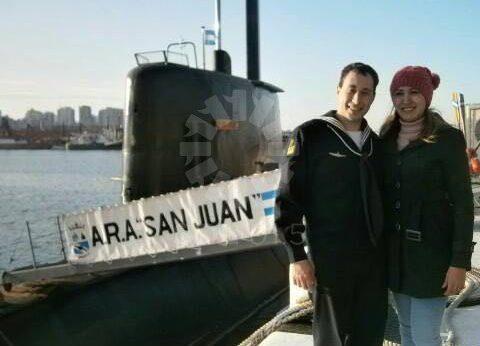 santafesino submarino san juan