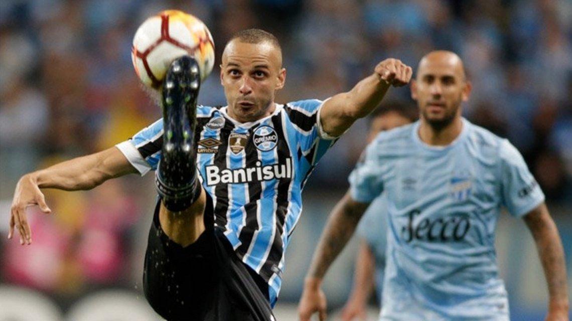 Se terminó el sueño| El Gremio eliminó al Decano de la Copa Libertadores