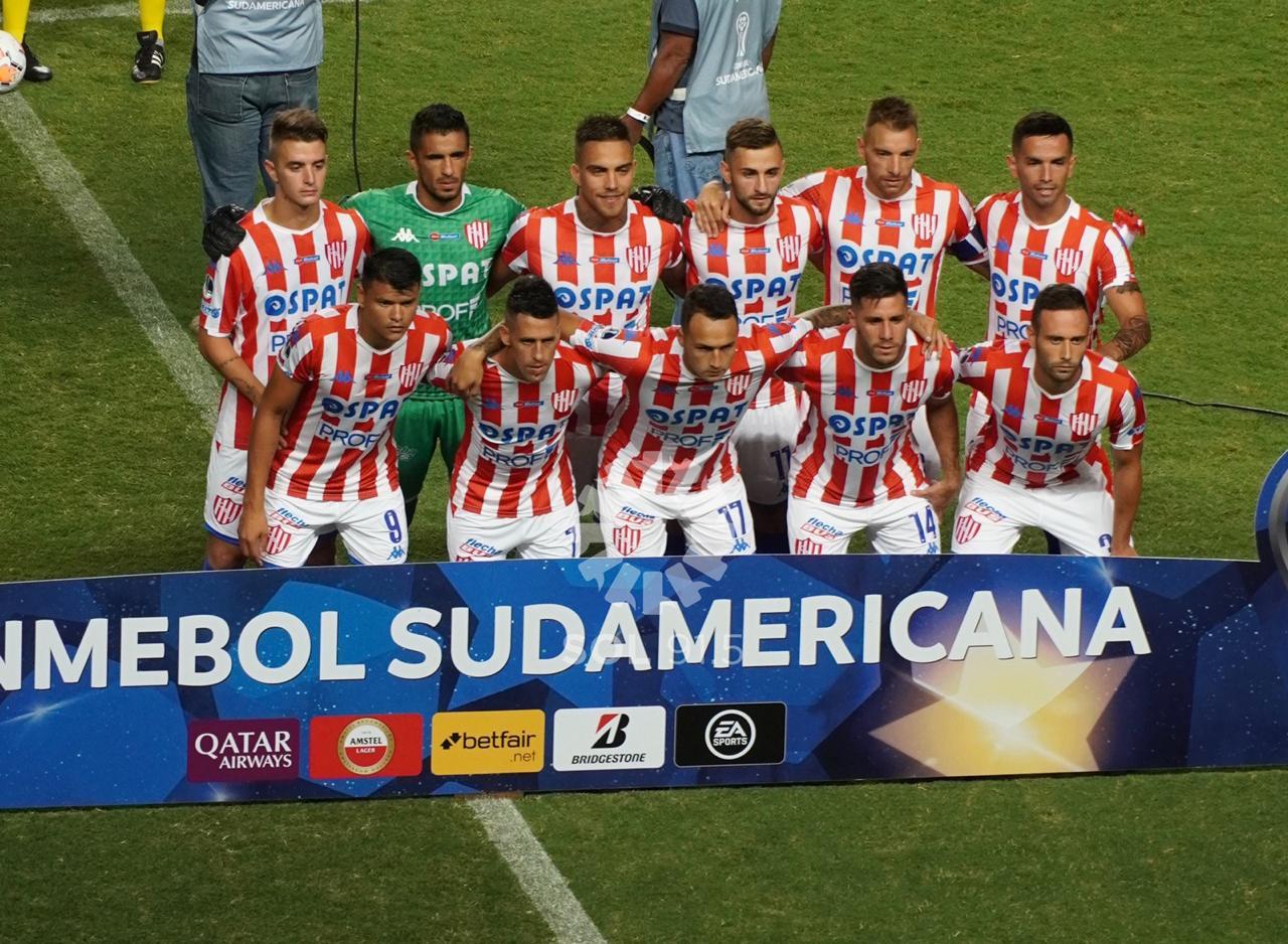 Unión tiene rival para la segunda fase de la Copa Sudamericana - SOL 91.5