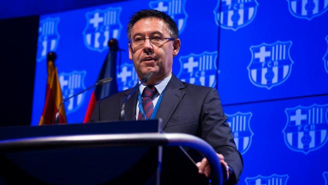 Bartomeu presentó la renuncia como presidente del Barcelona - SOL 91.5