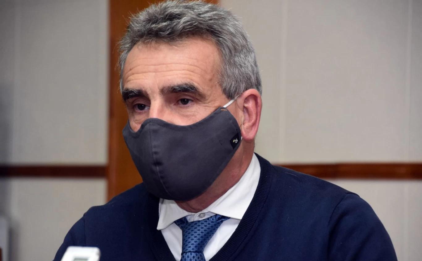 """Agustín Rossi sobre la oposición: """"No se entiende el porqué de la crítica violenta contra el Gobierno"""" - SOL 91.5"""