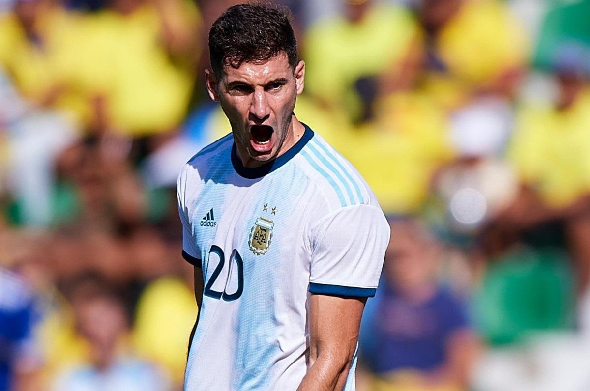 Lucas Alario convocado a la Selección Argentina para los partidos de Eliminatorias - SOL 91.5