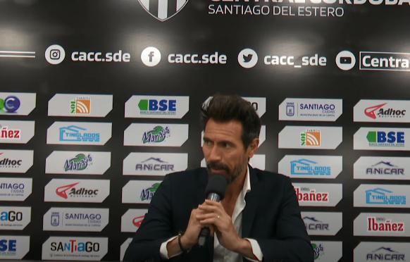 """Eduardo Domínguez: """"Es un grupo que fue finalista de Sudamericana y después  fue muy castigado"""" - SOL 91.5"""