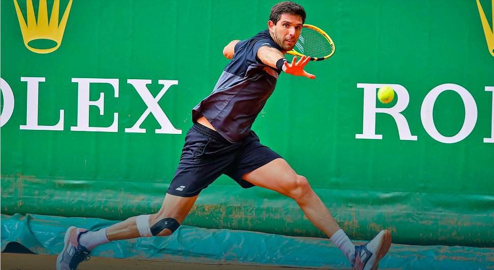 Delbonis enfrentará a Rafael Nadal en el Masters de Monte Carlo - SOL 91.5